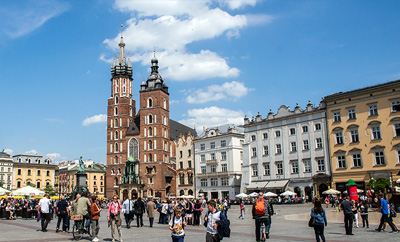 Resorts in Poland - Cracow