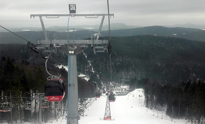 Resorts in Poland - Beskid Sadecki