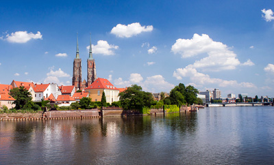 Resorts in Poland - Wroclaw